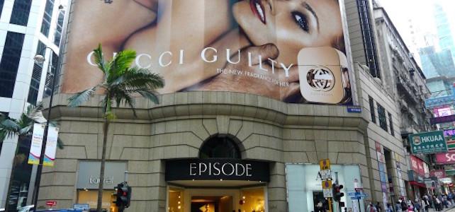 Auf Shopping- und Sightseeingtour mit Kunden